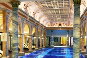 Thermal spas and spa resorts of Switzerland