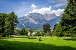 Fabulous and unforgettable Swiss Bad Ragaz