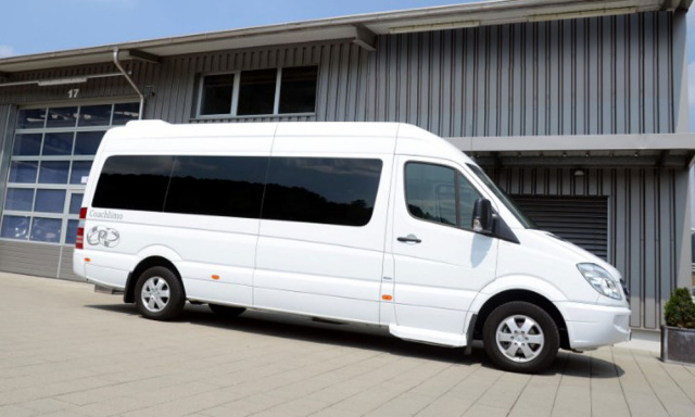 MERCEDES 319, Coachlimo - VIP (for 8-15 passengers)