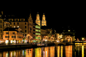 TOP-5 Zurich attractions
