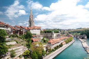 Swiss Bern – an amazing city. A great place to spend vacation.