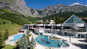 Leukerbad – a splendid Swiss resort