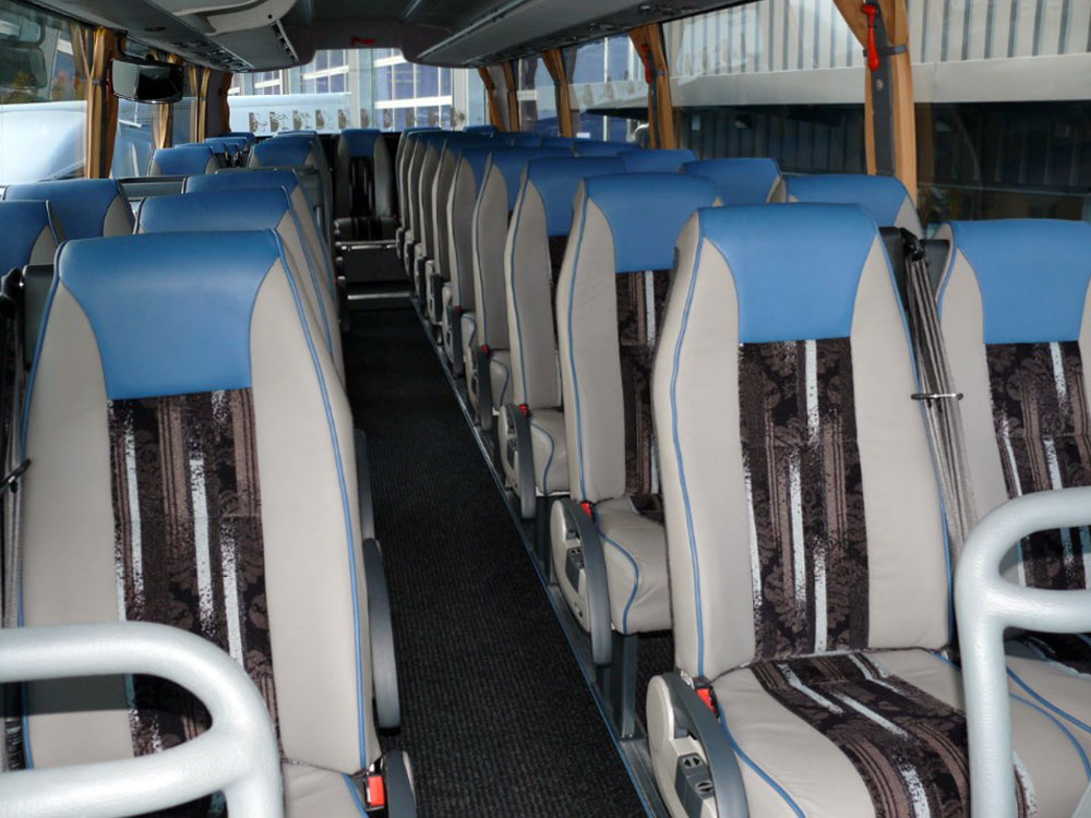 MAN BEULAS SPICE (for 37- 39 passengers)