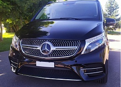 Mercedes-Benz V-Class 250d 4MATIC Avantgarde Edition Extralang  (for 6 passengers) + luggage trailer